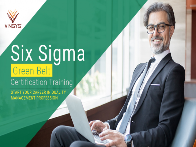 Six Sigma Green Belt Certification Training Pune | Six Sigma Certification Cost in Pune | Vinsys
