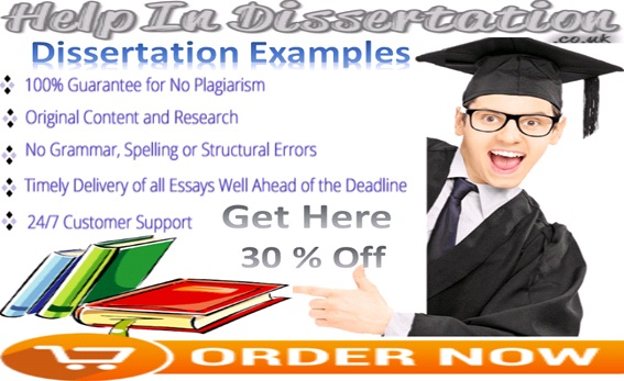 Get Solution Students with Dissertation Examples