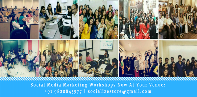 Social Media Marketing Workshop-Mumbai-Andheri