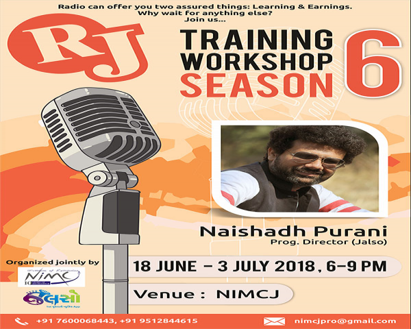 R J Training Workshop Season 6