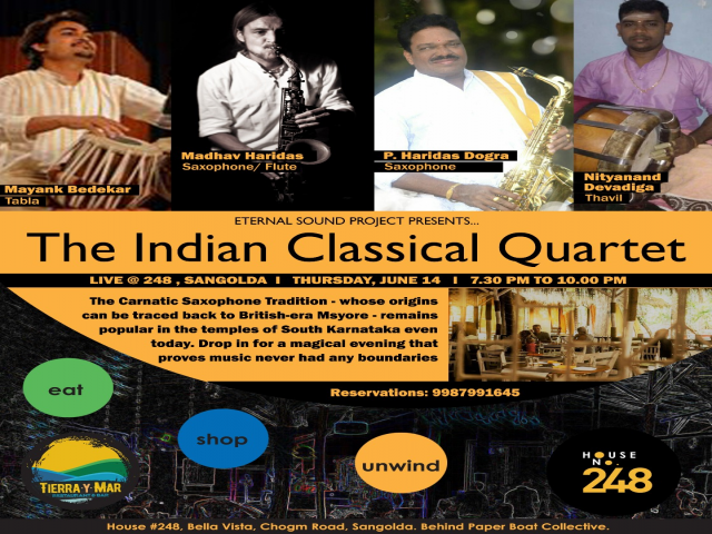 Indian Classical Quartet