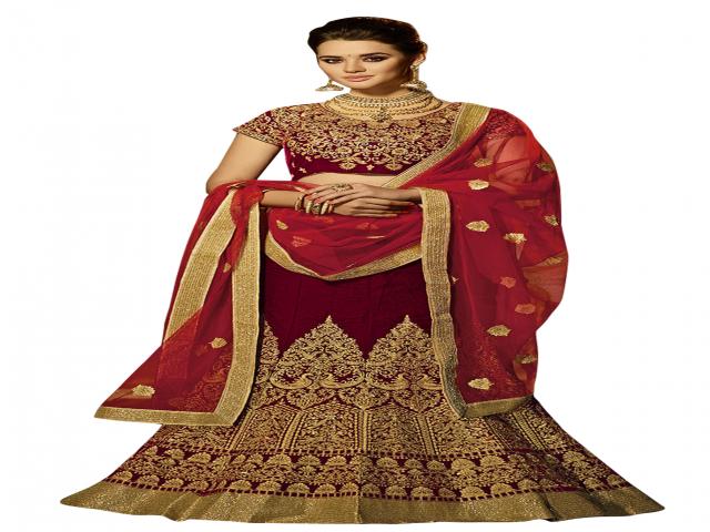 Dhamaka Offers On Bridal Lehengas @ Mirraw
