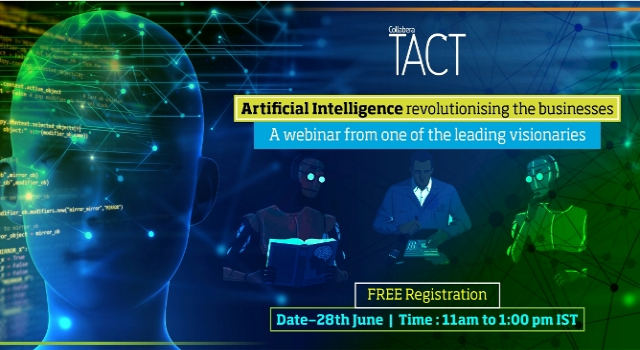 FREE WEBINAR ON MACHINE LEARNING & ARTIFICIAL INTELLIGENCE