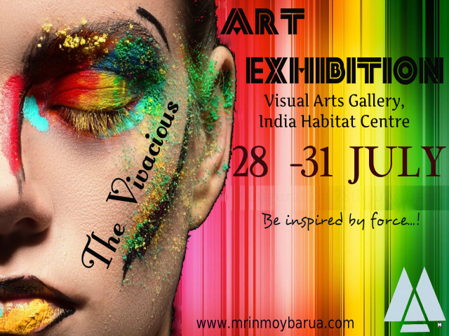 The Vivacious Art Exhibition