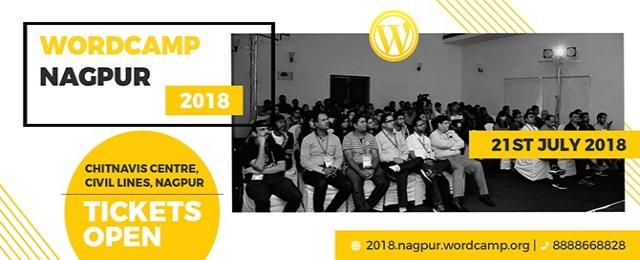 WordCamp Nagpur 2018