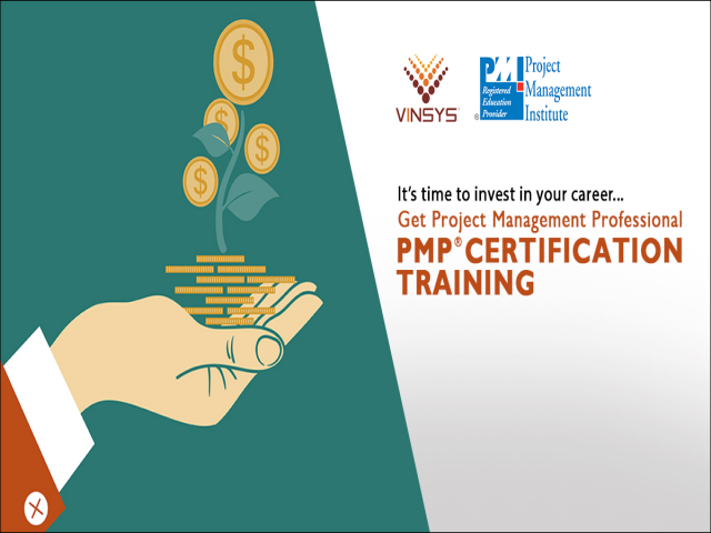 PMP Certification Training Hyderabad | PMP Certification Course by Vinsys