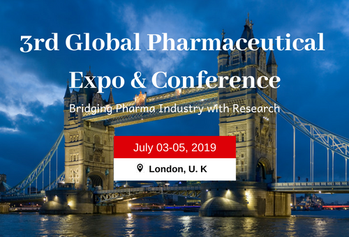 3rd Global Pharmaceutical Expo and Conference