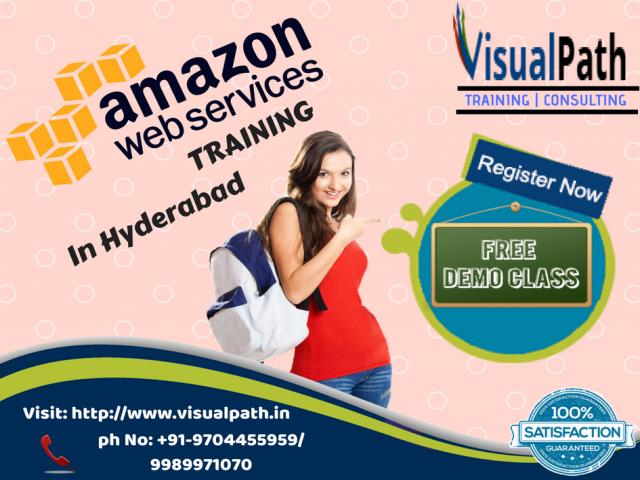 AWS online Training | AWS Training in Hyderabad, India-visualpath