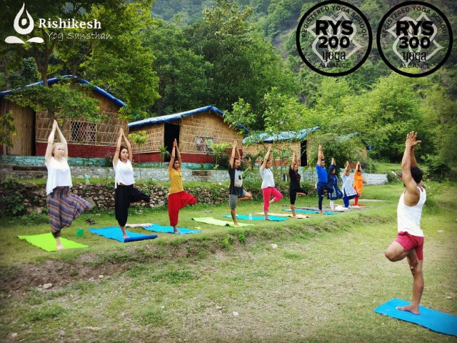 200 Hour Yoga Teacher Training Course In India
