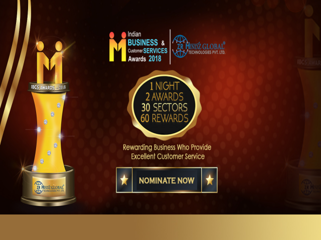 Indian Business and Customer Service Awards 2018