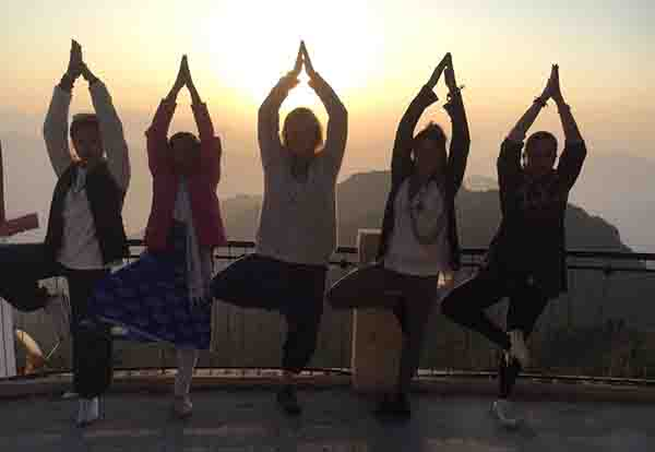 15 Days Yoga Rtreats In Rishikesh