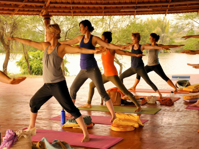 300 Hr Yoga Teacher Training Rishikesh