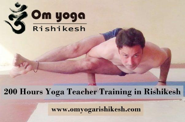 200 Yoga Yttc in Rishikesh India