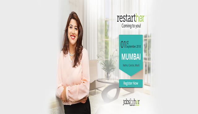 Women Only Career Fair - Free Walk-in for Women - Mumbai