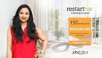 Women Only Career Fair - Free Walk-in for Women - Bangalore