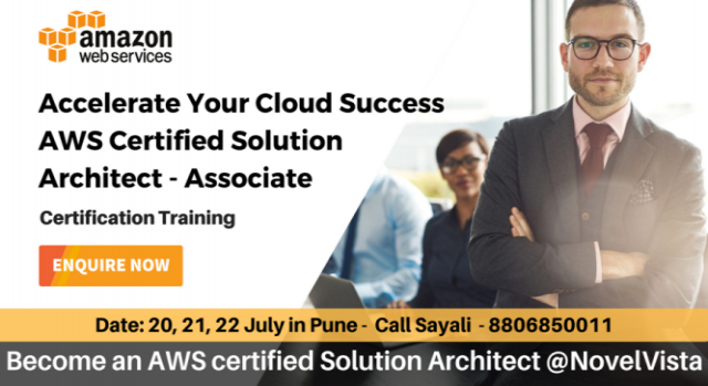 AWS Solution Arcitect Associate Training and Certification