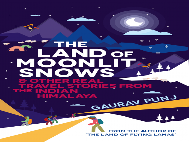 Book Launch: The Land Of Moonlit Snows