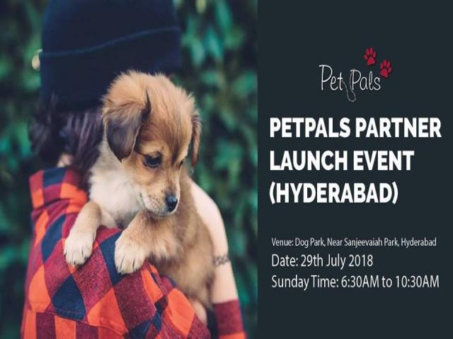 PetPals Partner Launch Event