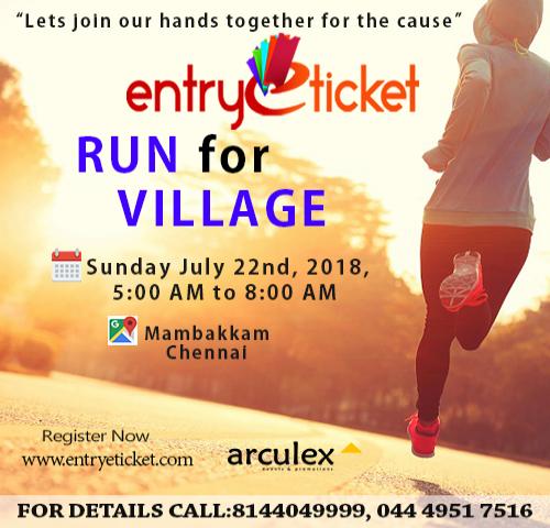 RUN FOR VILLAGE - FULL MARATHON | Entryeticket