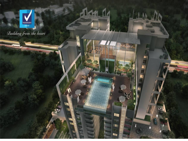 Vaishnavi Oasis Ongoing Project Bangalore