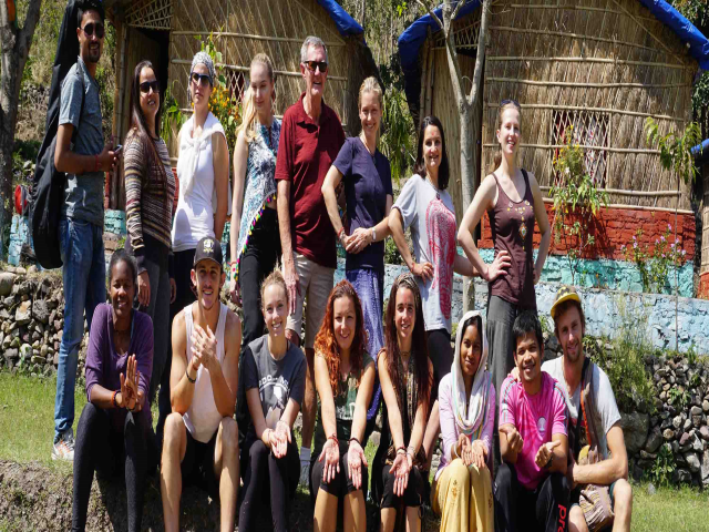 15 Days Yoga Retreat In Rishikesh