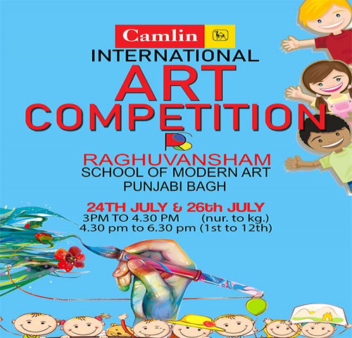 Camlin Art Competition