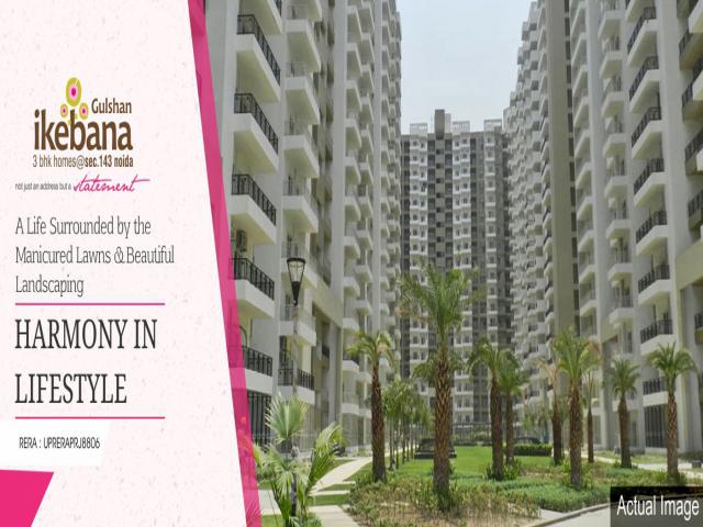 Gulshan Ikebana Sector 143 Noida