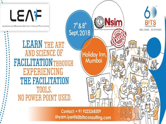 LEAF Facilitator Workshop