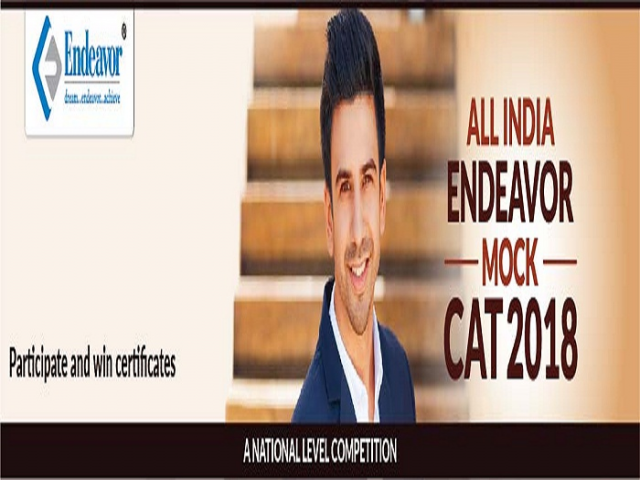 All India Endeavor Mock CAT