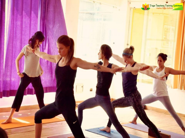 200-hour Yoga Teacher Training  Rishikesh, India