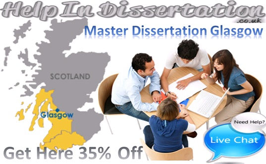 Master Dissertation Glasgow with Students