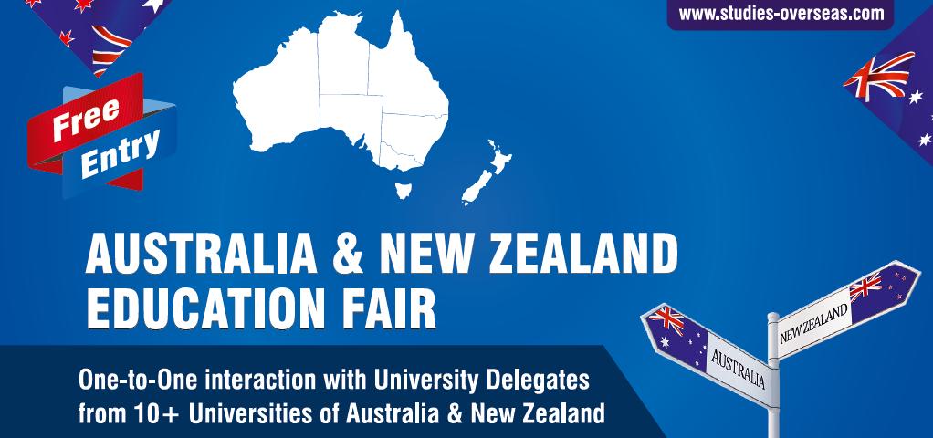Overseas Education Fair for Australia & New Zealand