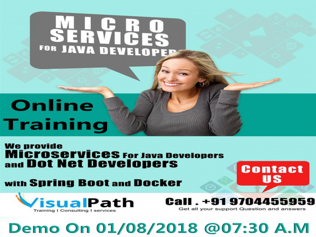 Microservices Online Training Free Demo By Expert Trainers