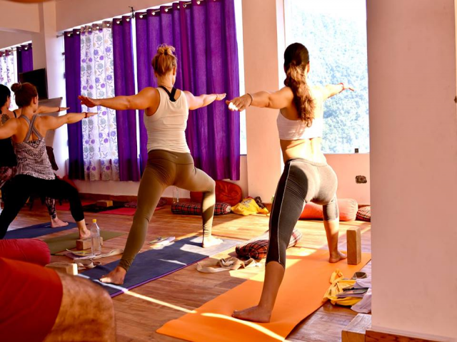 500 hour Yoga Teacher Training Rishikesh, India