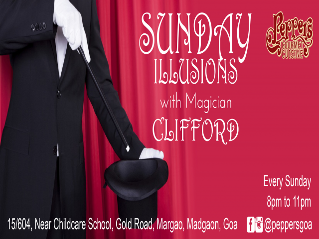Sunday Illusions 5th August 2018