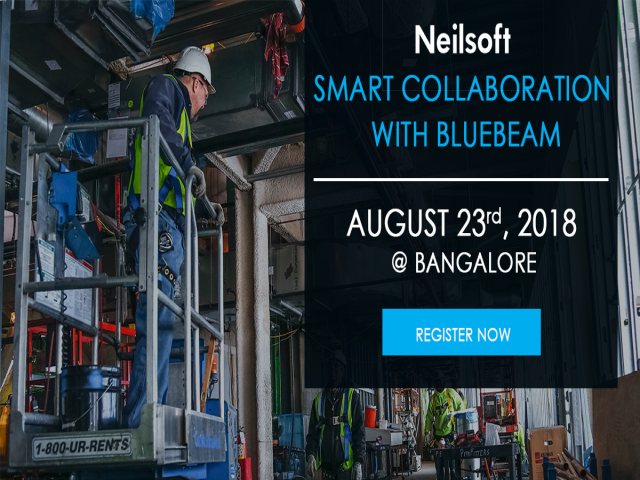 Smart Collaboration With Bluebeam At Bangalore