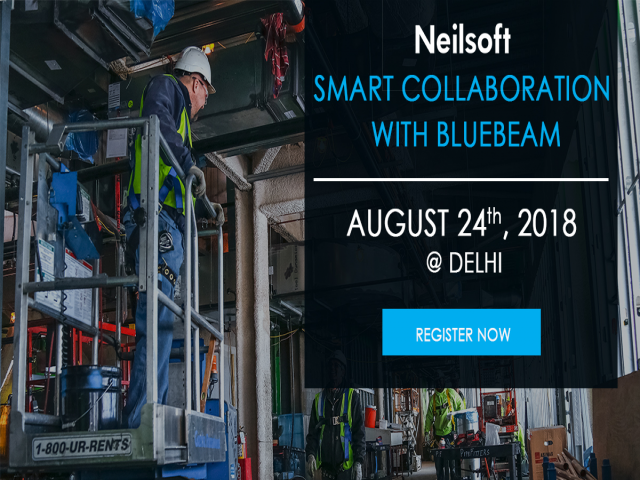 Smart Collaboration With Bluebeam at Delhi
