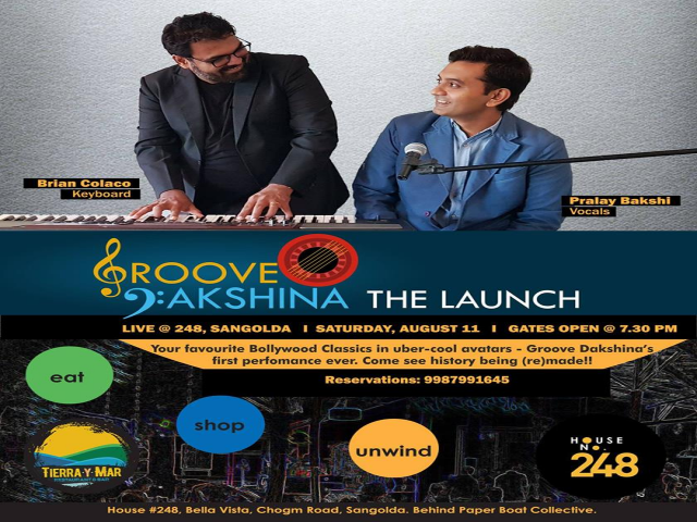 Groove Dakshina: The Launch