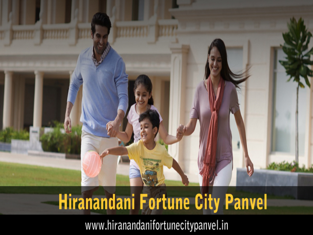 Hiranandani Fortune City New Project Panvel City Mumbai