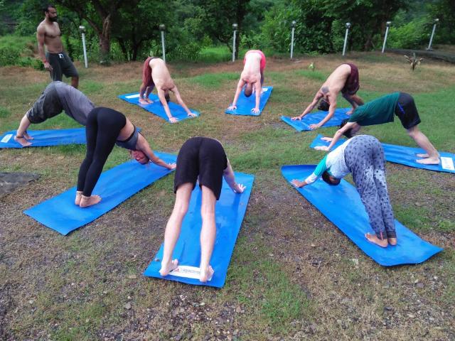 Two weeks Yoga Retreat In Rishikesh