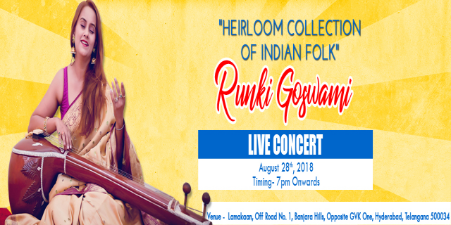 The Music Concert : A folk journey across India from North to South