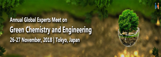 Annual Global Experts Meet On Green Chemistry and Engineering