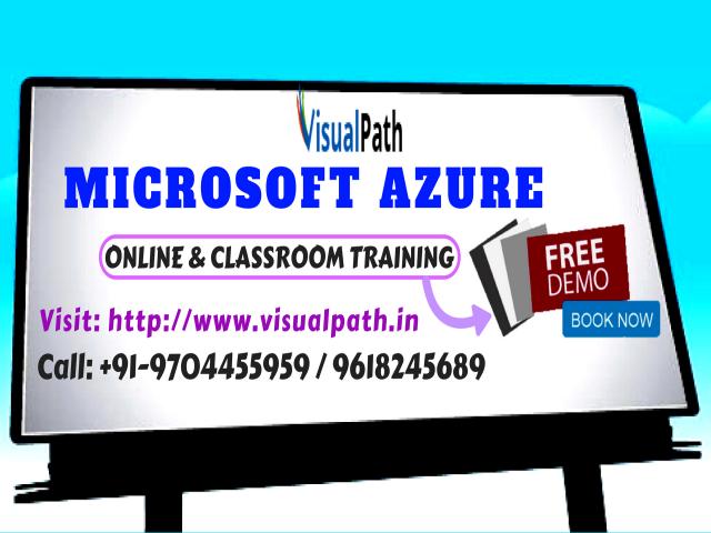 Microsoft Azure Online Training Institute | MS Azure Training