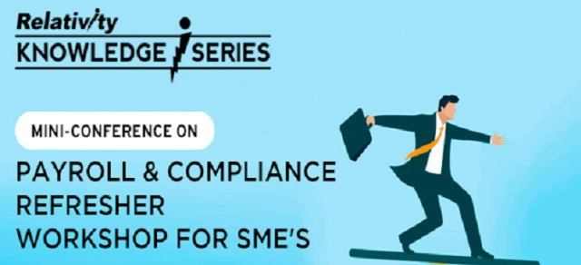 Payroll & Compliance refresher Workshop for SME's