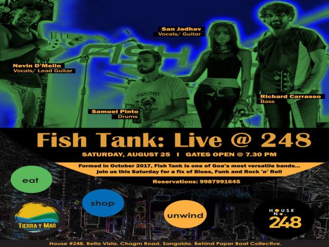 Fish Tank: Live @ 248