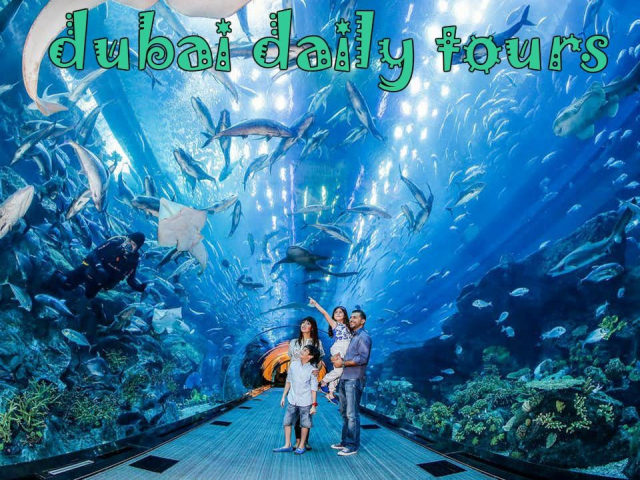 Dubai tours and excursions packages