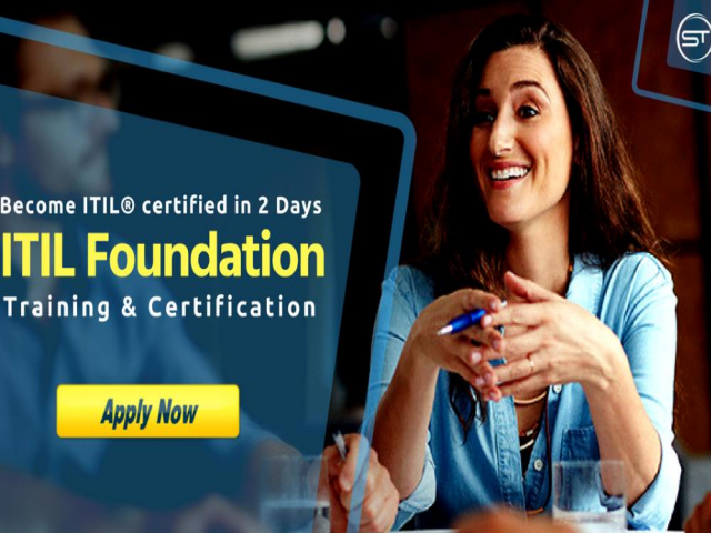 Book Online Tickets for 2 Days ITIL Foundation Certification Training