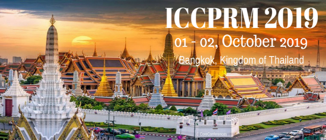 International Conference on Communication, Pattern Recognition and Management 20