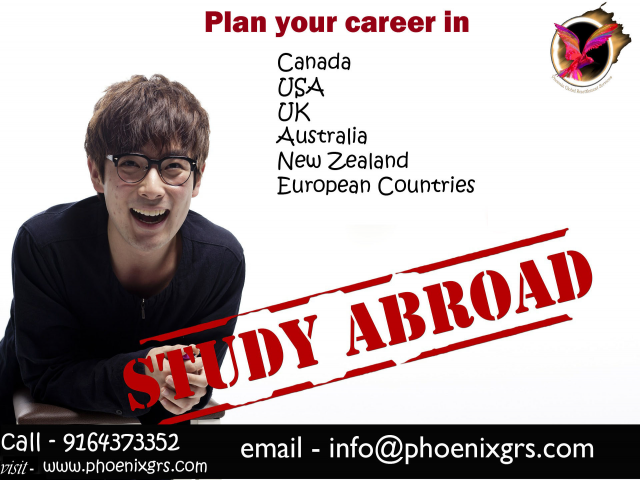 Immigration consultants and study abroad