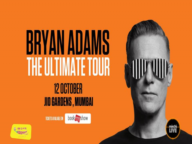 Bryan Adams: The Ultimate Tour